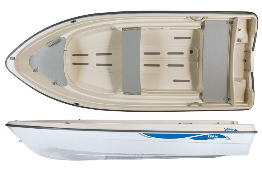 пластиковая лодка для двигателя 15 л.с